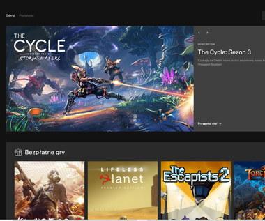 Epic Games Store z trzema nowymi darmowymi grami