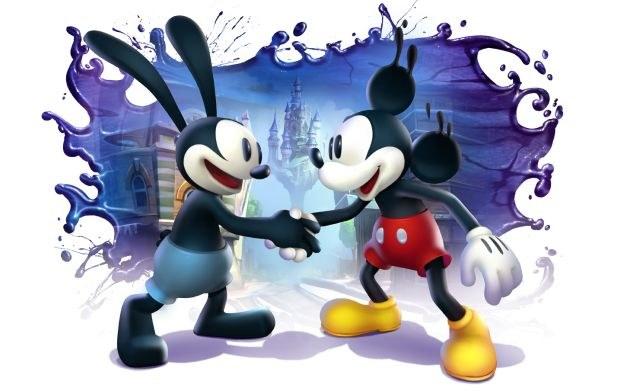 Epic Mickey 2: Siła Dwóch /materiały prasowe