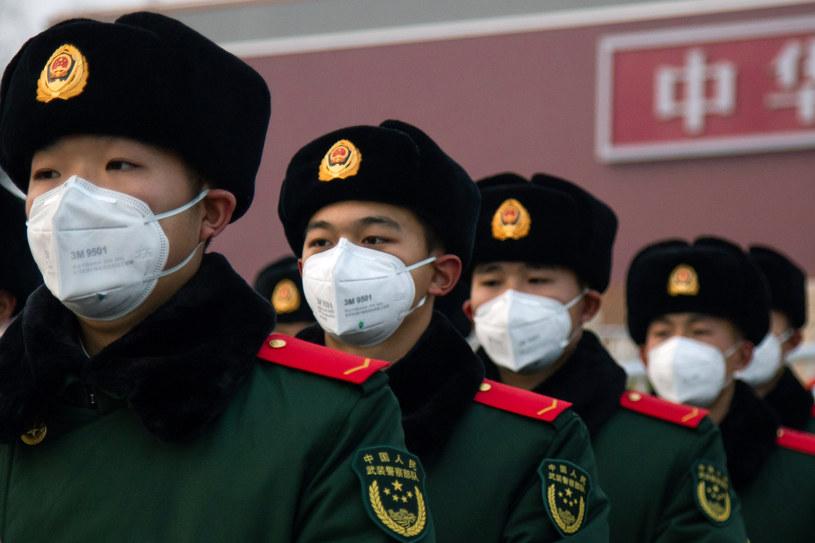 Epidemia koronawirusa w Chinach, zdjęcie ilustracyjne /Betsy Joles /Getty Images