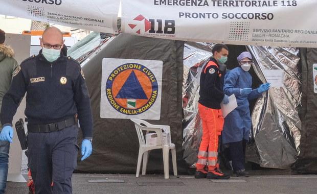 Epidemia koronawirusa. Włochy przeznaczą 3,6 mld euro na pomoc gospodarce