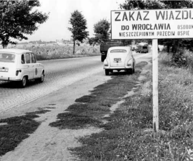 Epidemia ospy we Wrocławiu. Jak udało się zaszczepić miliony?