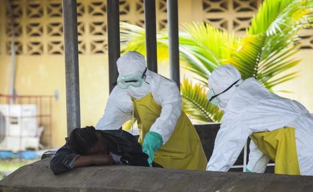 Epidemia wirusa Ebola