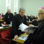 Episkopat obraduje m.in. o postępowaniu w przypadkach pedofilii