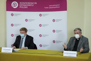 Episkopat opublikował stanowisko w sprawie szczepionek AstraZeneca i Johnson&Johnson