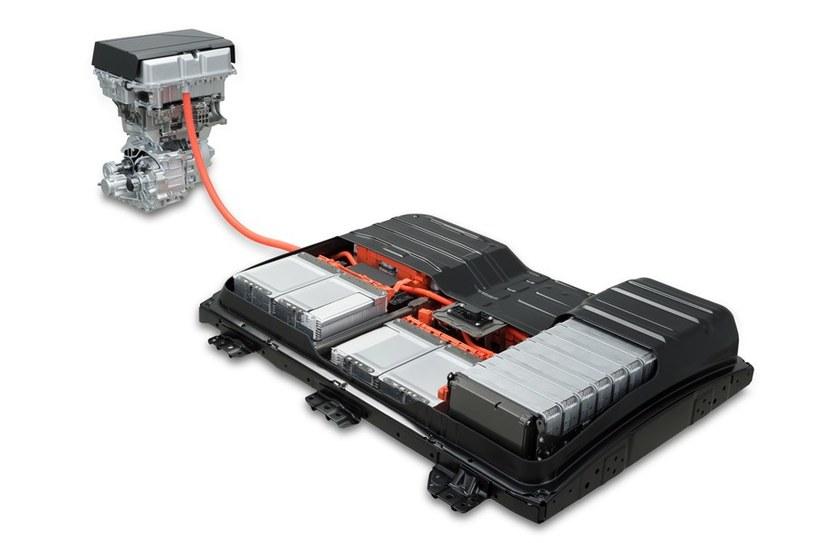 e‑powertrain - elektryczny zespół napędowy /INTERIA.PL/informacje prasowe