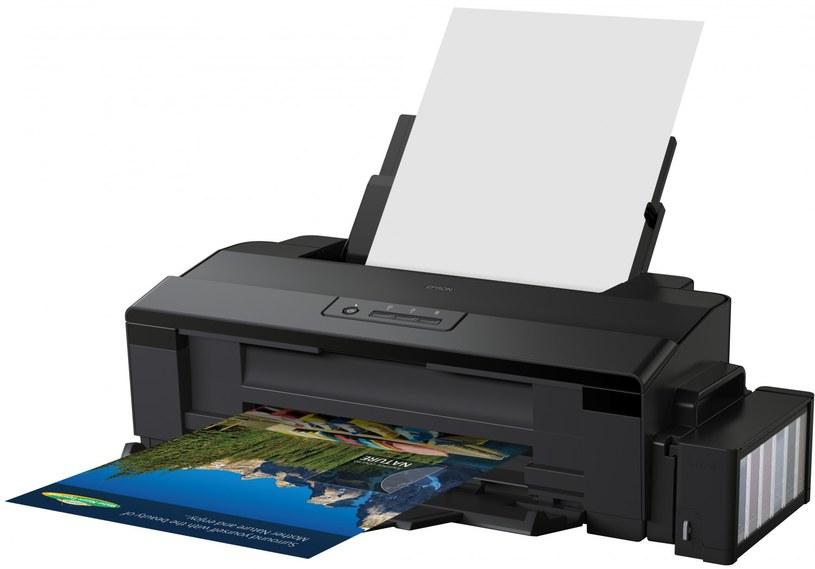 Epson L1800 /materiały prasowe