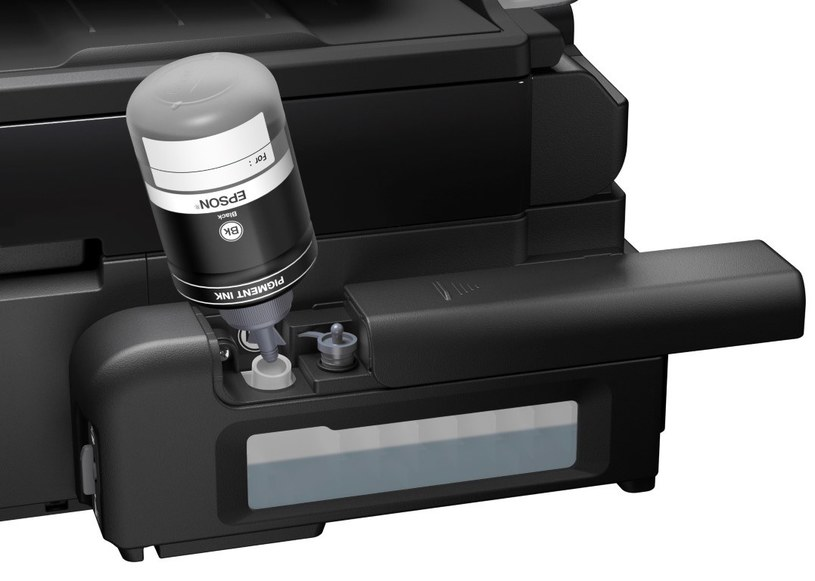 Epson stawia na system stałego zasilania w atrament /materiały prasowe