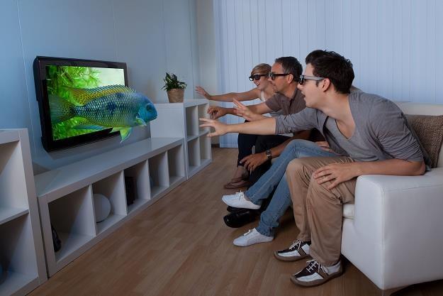 Era telewizyjnych kanałów 3D zdecydowanie już przeminęła /©123RF/PICSEL