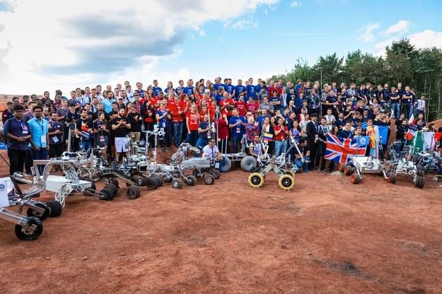 ERC Space and Robotics Event /Materiały prasowe