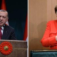 Erdogan do Merkel: Silna gospodarka turecka leży w interesie Niemiec