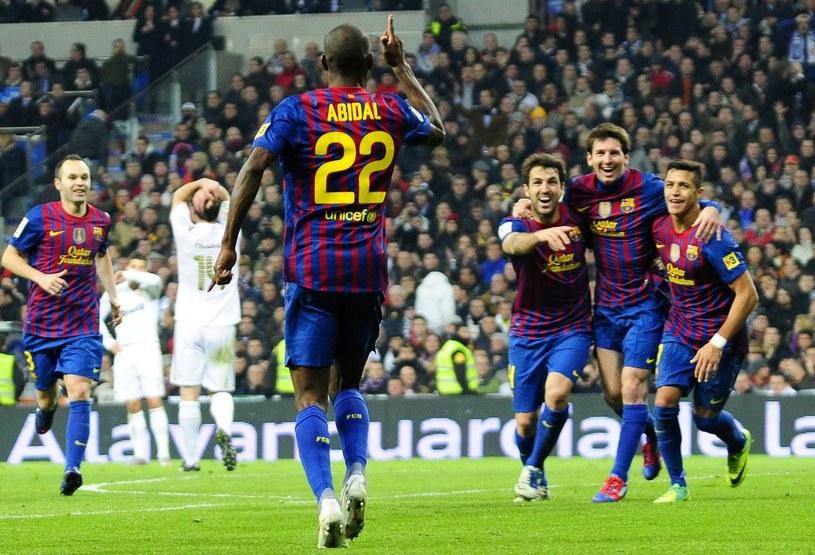 Eric Abidal może wrócić do wielkiej piłki /AFP
