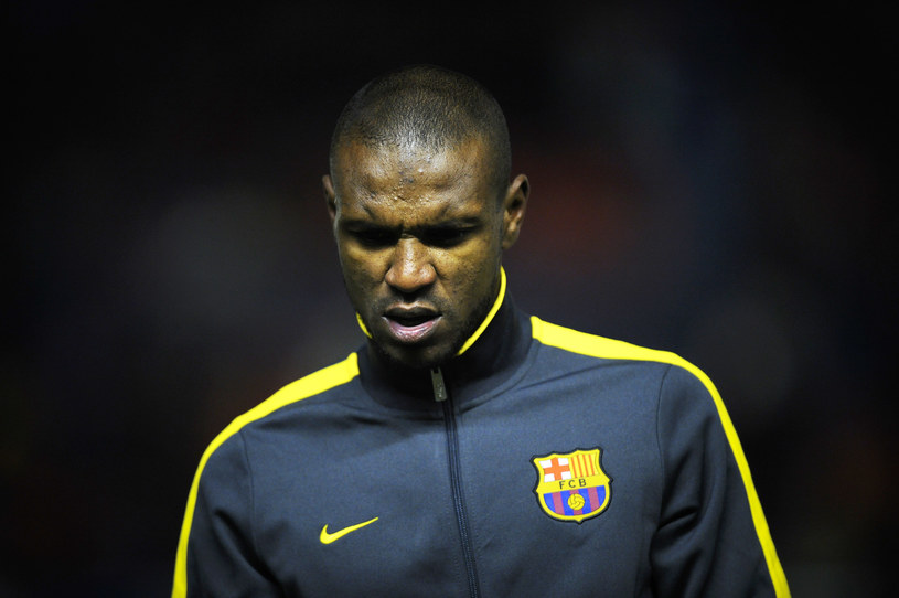 Eric Abidal /  - /Getty Images