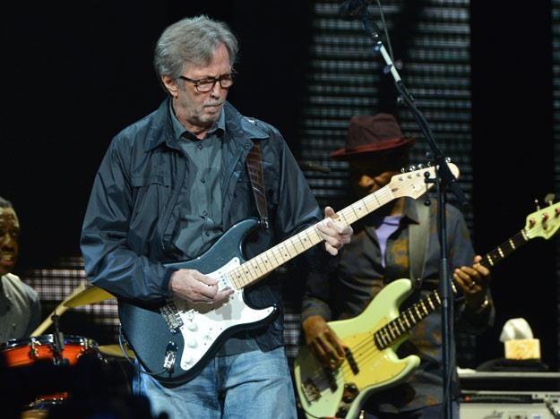 Eric Clapton musiał zadowolić się 2. miejscem /Getty Images