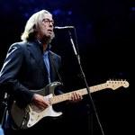 Eric Clapton: Rekordowy obraz