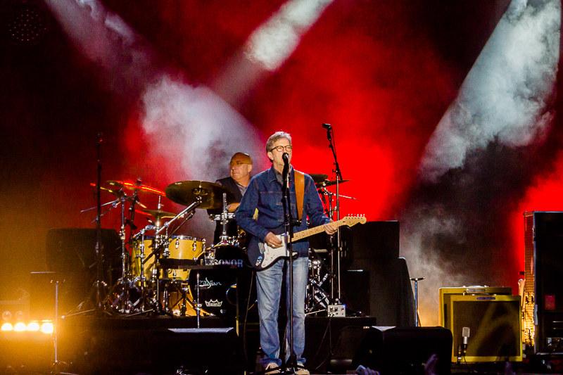 Eric Clapton /Konrad Kubuśka /RMF FM