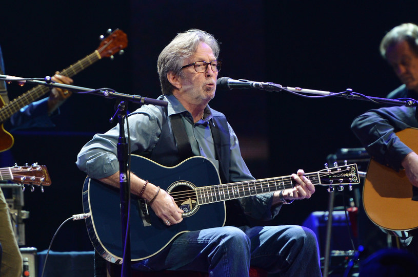 Eric Clapton /Larry Busacca /Getty Images
