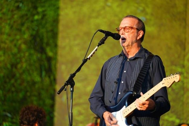 Eric Clapton /Richard Gray /PAP/PA