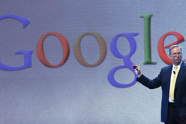 Eric Schmidt, dyrektor generalny Google /AFP
