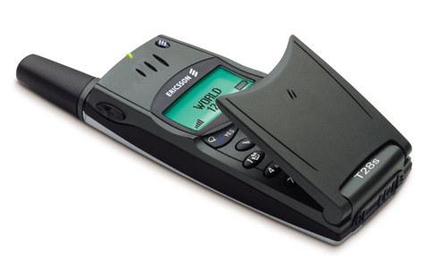 Ericsson T28 /materiały prasowe