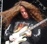 Erik Rutan (Hate Eternal, Morbid Angel, Alas) /Jarosław Szubrycht/INTERIA.PL