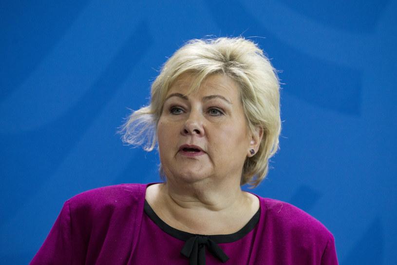 Erna Solberg /Angelika von Stocki / face to face /East News