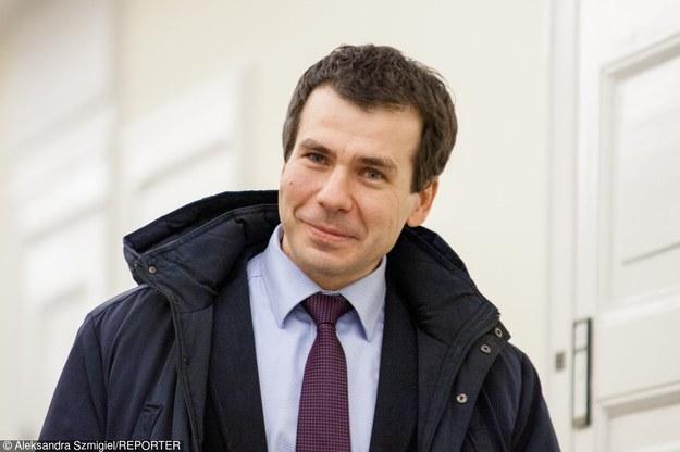 Ernest Bejda, CBA /Aleksandra Szmigiel-Wiśniewska /Reporter