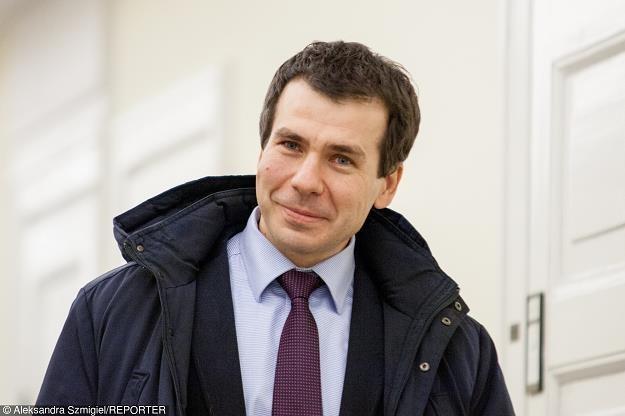 Ernest Bejda, p.o. szefa CBA. Fot. Aleksandra Szmigiel-Wiśniewska /Reporter