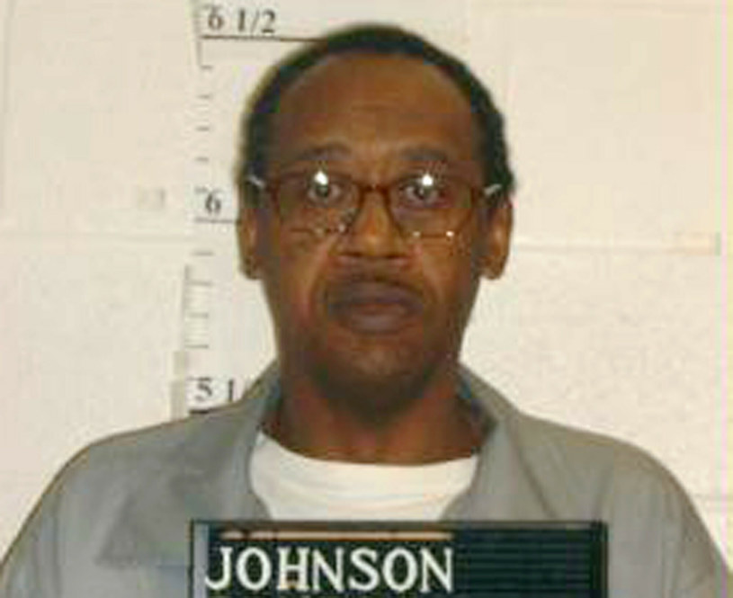 Ernest Johnson, skazany za zabójstwo trzech osób /AP/East News/Missouri Department of Corrections /East News