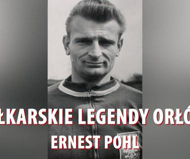 Ernest Pohl - najlepszy strzelec w historii ligi. Wideo