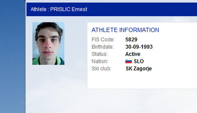 Ernest Prislić /