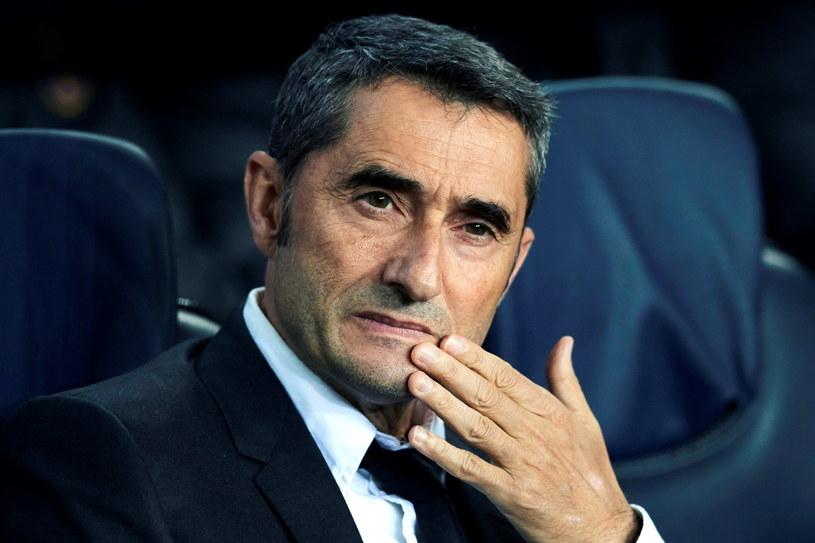 Ernesto Valverde /AFP