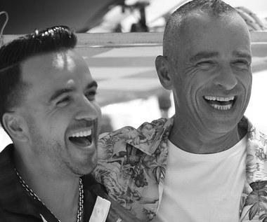 "Eros Ramazzotti i Luis Fonsi w duecie. Zobacz teledysk ""Per Le Strade Una Canzone"""