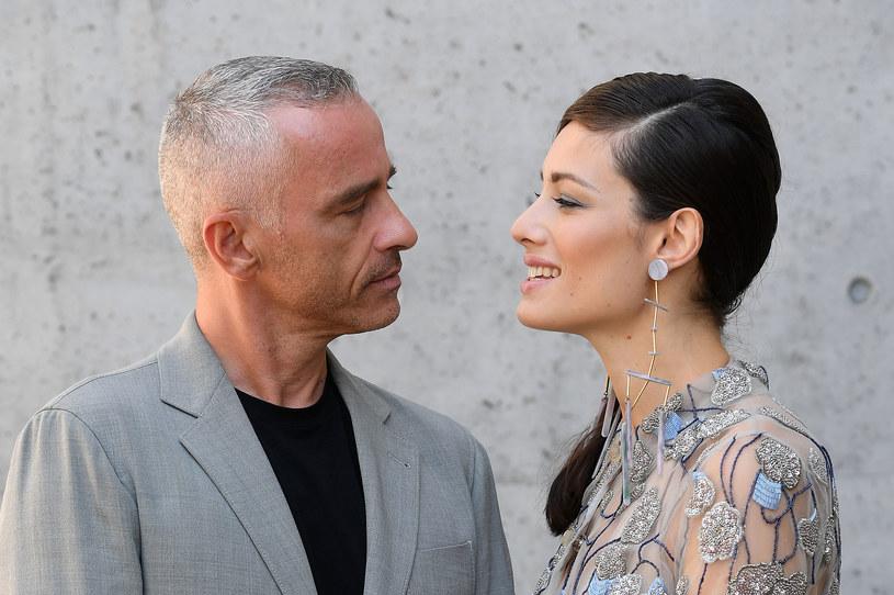 Eros Ramazzotti i Marica Pellegrinelli rozwodzą się! /Daniele Venturelli /Getty Images