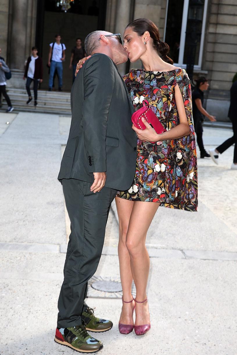 Eros Ramazzotti ma jużdwie córki /Pierre Suu /Getty Images
