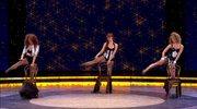 """Erotyczny sensual dance w """"Tylko taniec"""""""