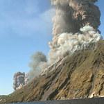 """Erupcja wulkanu na wyspie Stromboli. """"Ewakuujemy się pontonem"""""""