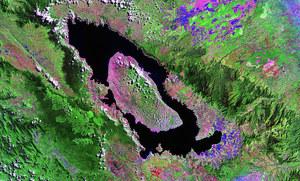 Erupcja wulkanu Toba niemal spowodowała wyginięcie ludzkości