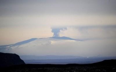 Erupcja wulkanu - zdjęcie /AFP
