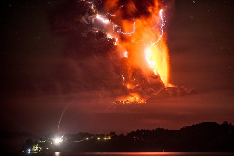 Erupcji wulkanu Cabulco. Obowiązuje czerwony alert /AFP