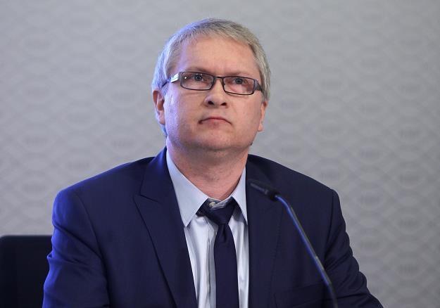 Eryk Łon, członek RPP. Fot. Stanislaw Kowalczuk /Agencja SE/East News
