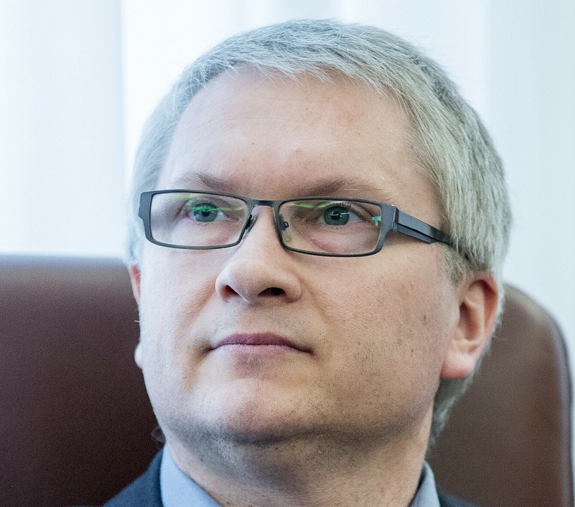 Eryk Łon, członek RPP /Andrzej Iwańczuk /Reporter