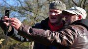 Eryk Lubos na wojnę z bobrami