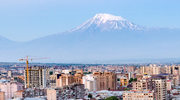 Erywań - miasto, gdzie króluje róż