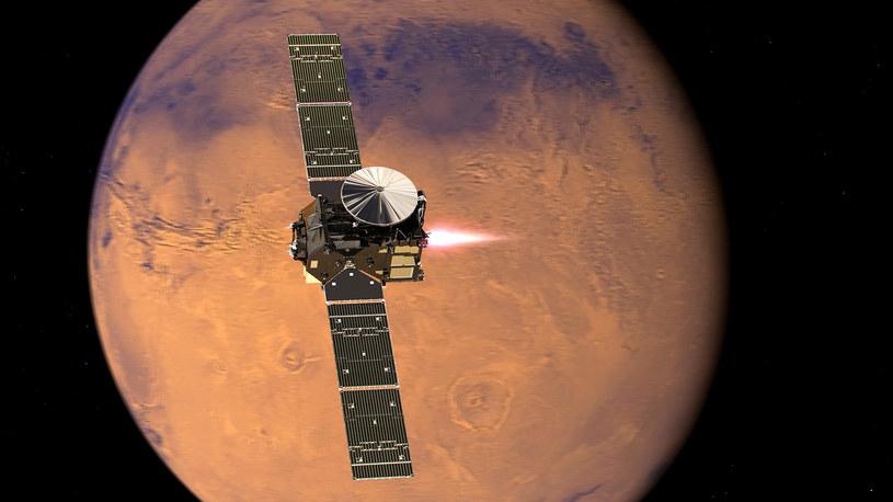 ESA uważa misję lądownika Schiaparelli za udaną /materiały prasowe