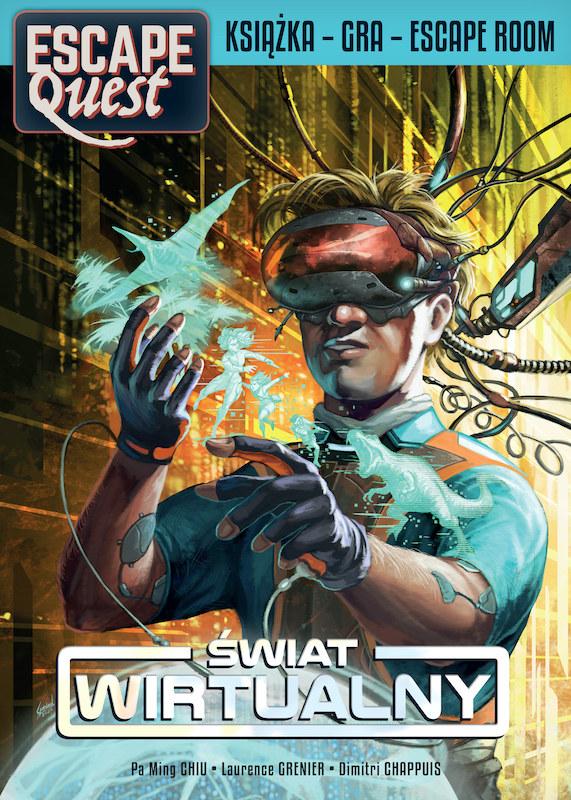 Escape Quest. Świat wirtualny /INTERIA.PL/materiały prasowe