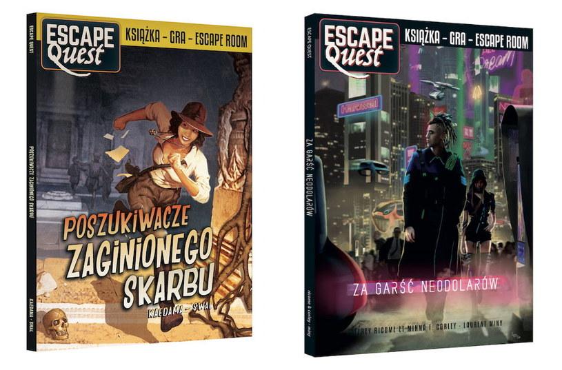 Escape Quest /materiały prasowe