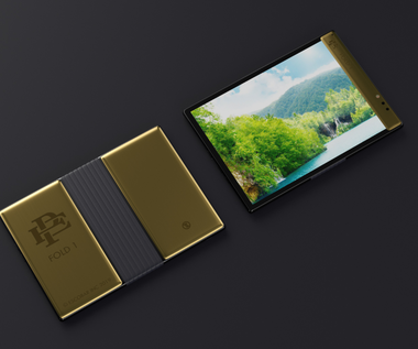 Escobar Fold 1 – składany smartfon od brata Pablo Escobara
