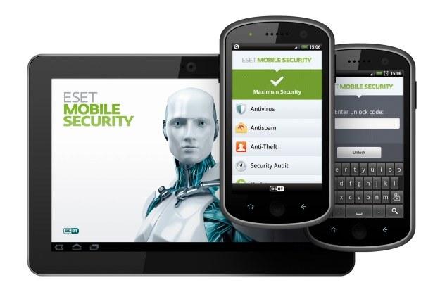ESET Mobile Security dostępny za darmo w sklepie Google Play /materiały prasowe
