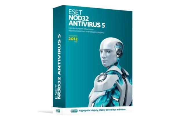 ESET NOD32 Antivirus 5 /materiały prasowe