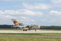 Eskadry Tygrysa na polskim niebie